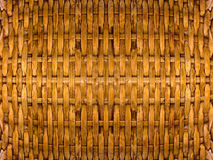 Wicker Woven Texture Background Stock Images
