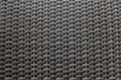 Wicker woven texture for background Stock Image