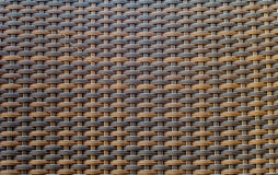 Wicker woven texture for background Royalty Free Stock Photography