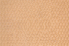 Wicker Woven Texture Background Stock Photography