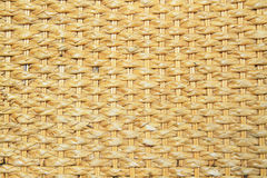 Wicker woven texture or background Royalty Free Stock Photography