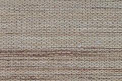 Wickerwork σύσταση τεχνών που γίνεται από το ξηρό sedge υπόβαθρο Κλείστε επάν στοκ εικόνες με δικαίωμα ελεύθερης χρήσης