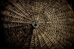 Wickerwork των χωρικών στην Ταϊλάνδη στοκ φωτογραφίες με δικαίωμα ελεύθερης χρήσης