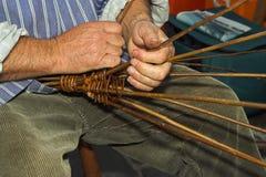 Wickerwork Stock Images