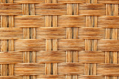 Wickerwork background Stock Photo