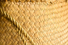 Wickerwork  background Stock Images