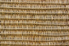 Wickerwork background. Wicker wooden texture. Stock Images