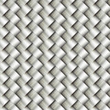 Wickerwork metal pattern background Royalty Free Stock Photography