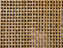 Wickerwork from  stalks of rattan Stock Photography