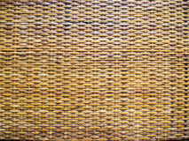 Wickerwork from  stalks of rattan Stock Images