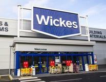 Wickes stock photo