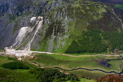 Wicklow βουνά Στοκ εικόνα με δικαίωμα ελεύθερης χρήσης