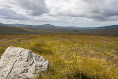 Wicklow landscape Royalty Free Stock Photography