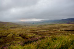 Wicklow Mountains in Ireland Royalty Free Stock Photography