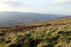 Wicklow mountains Stock Images