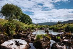 Wicklow Mountains National Park. Taken in 2015 Royalty Free Stock Photography