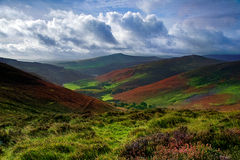 Wicklow Valley Royalty Free Stock Photos