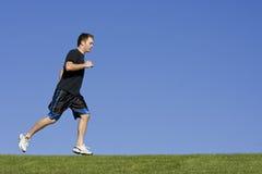 ćwiczenia jogging Obraz Royalty Free