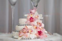 Widding cake Royalty Free Stock Photos