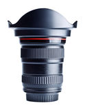 Wide angle lens Royalty Free Stock Photos