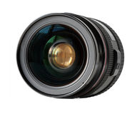 Wide angle lens Stock Image