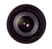 Wide angle lens front Stock Images