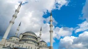 Minarets and Sky Royalty Free Stock Photos