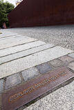 Berliner Mauer 1961-1989 Stock Photography