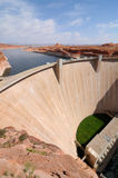 Glen Canyon Dam - Vertical Royalty Free Stock Photography