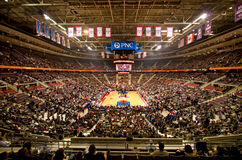 Wide Angle View Of The Palace Of Auburn Hills royalty free stock photo