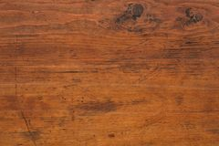 Brown antique  wood texture Royalty Free Stock Photography