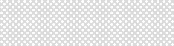 Grey background with white dots. Wide background banner grey with with white dots Stock Photos