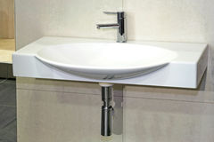 Wide basin Royalty Free Stock Photo