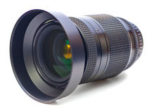 Wide camera lens Royalty Free Stock Image