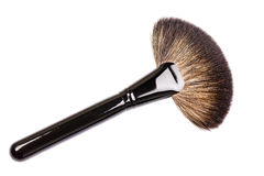 Wide cosmetic brush Stock Images