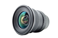 Wide DSLR lens Stock Photography
