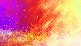 Abstract grunge background, vector Stock Photo