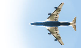Wide jet gradient Stock Image