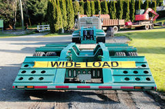 Wide Load Stock Photography