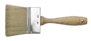 Free Wide New Paint Brush Royalty Free Stock Photo - 22539515