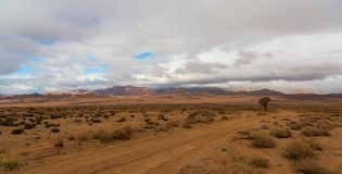 Wide Open Space in Richtersveld Stock Photos