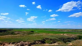 Wide Open Spaces Royalty Free Stock Images