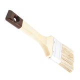 Wide paint brush isolated Royalty Free Stock Image