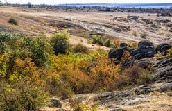 Wide quarry wiev Stock Photo