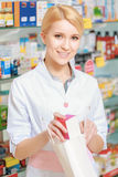 Wide range of beauty care products Stock Photography