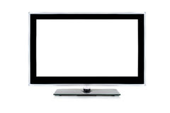Wide screen monitor Royalty Free Stock Photos