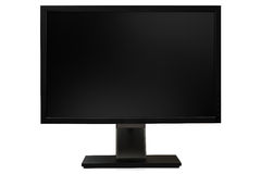 Wide screen monitor - hi end Stock Photos