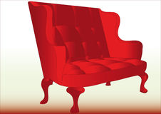 Wide seat Royalty Free Stock Photos