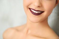 Wide smile Stock Photos