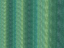 Wide Striped Blue Green Yellow Panels Royalty Free Stock Image